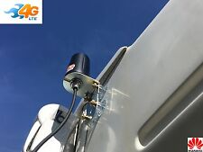 External 4g booster antenna for mobile wifi devices & routers with antenna ports