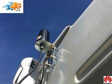 Wifi Kit Unlocked 4G Huawei E5577C & external antenna  - motorhomes caravans