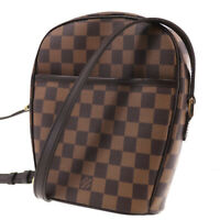 LOUIS VUITTON Ipanema PM Shoulder Bag Damier N51294 France Auth #AC461 Y