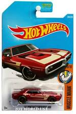 2017 Hot Wheels #284 Muscle Mania '67 Pontiac Firebird 400