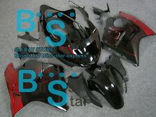 Red Flames Honda CBR1100XX CBR 1100 XX 1997-2003 Blackbird Fairing 07 D1