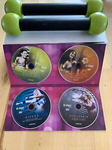 zumba exhilarate 7 dvd set
