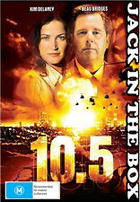 10.5 DVD NEW, FREE POSTAGE WITHIN AUSTRALIA REGION ALL