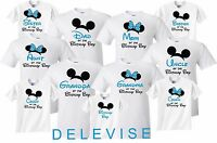 MICKEY THEME Birthday Boy Family Birthday BOY Funny Cute matching T-Shirts