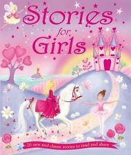 Stories for Girls: 20 New and Classic Stories to Read and Share (Treasuries),Ig