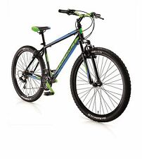 "BICI MBM DISTRICT 27,5"" UOMO 2017 VERDE BICICLETTA MTB SHIMANO 18V MOUNTAIN BIKE"