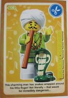 LEGO Create The World Collector Album minifigure Trading Cards BUY 1 GET 2 FREE