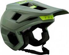 Fox Dropframe Pro Helmet Pine FA20 - Mountain Bike Trail Enduro MTB