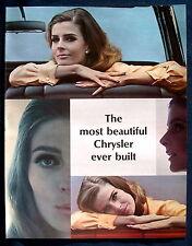 Prospekt brochure 1965 Chrysler New Yorker * 300 * Newport (USA)