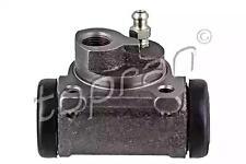 TP Rear Axle Left Brake Wheel Cylinder Fits PEUGEOT 206 Hatchback 4402C9