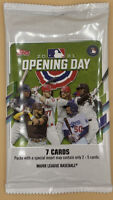 Case Hit! 2021 Topps Opening Day Auto/Auto Relic/Relic Pack! LIMITED SUPPLY