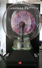 Lámpara bola de plasma- 15 cms. -230V.