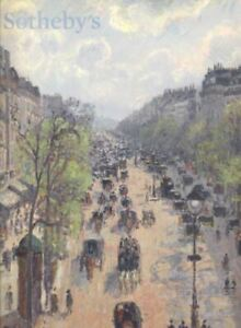 Sotheby's London Catalogue Impressionist & Modern Art Evening Sale 2014 HB