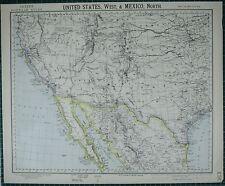 Map Of Arizona In 1800.Arizona 1800 1899 Date Range Antique North America Maps Atlases