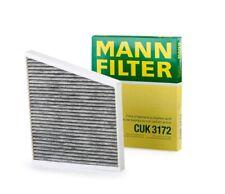 1 YEAR WARRANTY Mercedes w203 w204 Air Filter Set Set of 2 MANN OEM