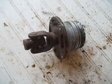 1999 YAMAHA GRIZZLY 600 4WD REAR YOKES WITH BEVEL GEAR