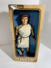 Messengers Of Faith Talking David Doll Action Figure Religious Christianity New