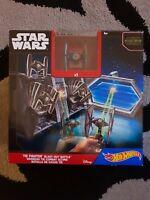 Hot Wheels Star Wars TIE Fighter Blast-Out Battle Play Set