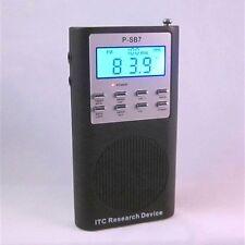 P-SB7 Rev3 Spirit Box EVP Frequency Sweep Radio Ghost Hunting Paranormal Device