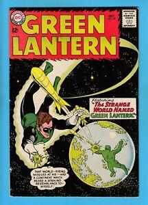 GREEN LANTERN # 24 VG (4.0)  UNSTAMPED US CENTS DC - 1963 - 99p START