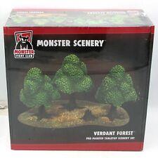 Monster Fight Club 10100 Verdant Forest (Monster Scenery) Terrain Trees Woods