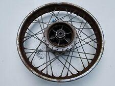 1972 Rickman Rear Wheel
