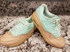 Details about Women's Nike Air Max 1 VT QS Vachetta TanSonic Yellow Athletic Shoes Size 6