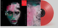Marilyn Manson - We are Chaos  Red Transparent Vinyl LP + Poster Limited NEU OVP