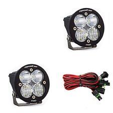 Baja Designs Squadron-R PRO Pair ATV LED Light Driving Combo Pattern