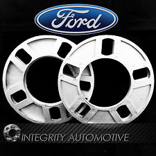 2 WHEEL SPACERS 5X4.5 | 1/2 INCH THICK | 5X114.3 | FITS ALL 94-16 FORD MUSTANG