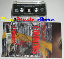 MC ANDY SUMMER World gone strange 1991 PRIVATE MUSIC BMG USA no cd lp dvd