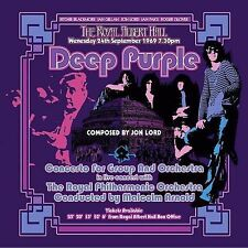 Concerto For Group & Orchestra (Remastered) [Slipcase] by Deep Purple...