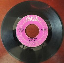 Northern Soul Major Lance Okeh 7216 45rpm Come See You Belong To Me My Love VTG