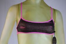 "BODYROCK SPORT YOGANISTA ""SHIVA"" BRA PINK/GOLD WORKOUT/YOGA/RUN/GYM SIZE Large"