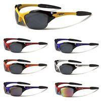 New Mens Womens Sports WrapAround Sunglasses Baseball Cycling Golf Ski Snowboard