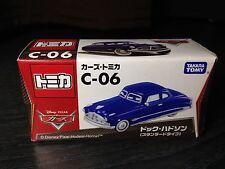 TAKARA TOMY TOMICA C-06 DISNEY PIXAR CARS DOC HUDSON DIECAST