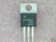 10pcs EZ1588CT 2.0 Amp adjustable LDO Pos. Regulator