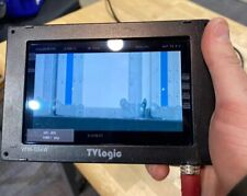 "TV Logic 5.6"" High-Resolution Compact LCD Monitor Tested Working"