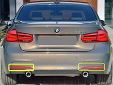BMW New Genuine 3 F30 F31 Rear M Sport Bumper Reflector Pair Left N/S Right O/S