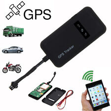 Gps Gprs Gsm Tracker Locator Realtime Tracking Device Car/Vehicle/Motor Spy Bug