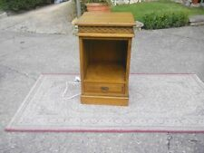 Oak Rectangle Antique Style Side & End Tables