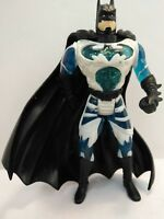 Batman Forever Ice Blade Figure 1995 DC Comics with cape