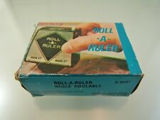 ROLL -A- RULER MEASURING DEVICE IN FEET & INCHES BY REGAL GREETINGS & GIFTS