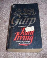 1979 The World According to Garp JOHN IRVING Bastard Son of Belligerent Mother