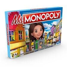 MONOPOLY - Juegos Familiares Juego Ms. Monopoly 8 Años