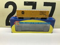 Athearn Ho Scale N&W Norfolk & Western 50' Superior Door Boxcar RTR New