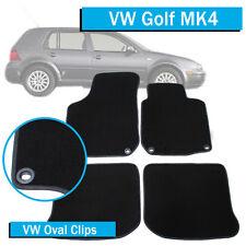 VW Golf Mk4 - (1998-2004) - Tailored Car Floor Mats - Oval Fittings - Volkswagen