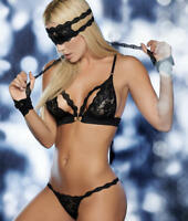 Mapale Exotic Lingerie Fantasy Set - Women's
