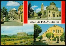 AA2008 Sassari - Provincia - Saluti da Ploaghe - Vedute