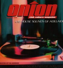 Various Electronica(CD Album)618 House Sounds Of Adelaide-Onion Club Cu-New